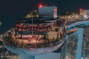 Độ sang chảnh của khu nghỉ dưỡng nổi tiếng nhất Singapore
