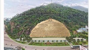 Bình Định sẽ chi hơn 80 tỷ đồng tạc bức phù điêu 'khủng' vào vách núi?