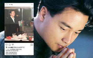 Mượn ca từ 'Chỉ nguyện người dài lâu', Đường Hạc Đức chúc mừng sinh nhật Trương Quốc Vinh tuổi 63