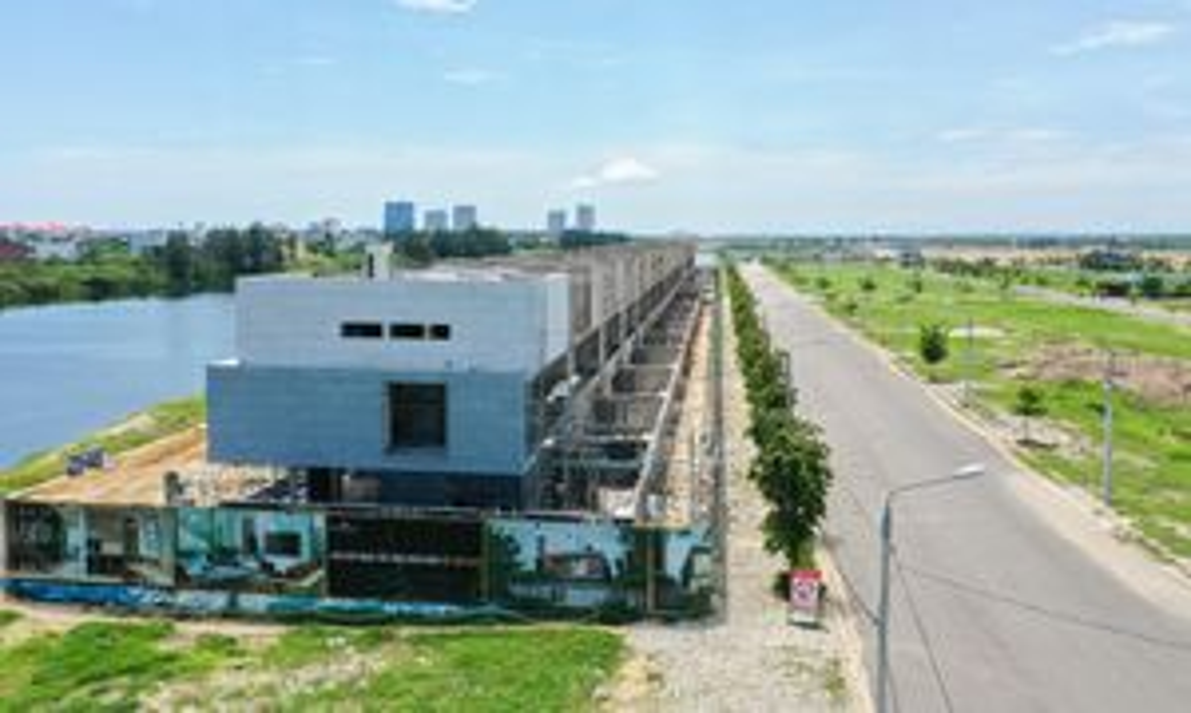 Tạm dừng xây dựng loạt căn biệt thự, Đất Xanh Miền Trung điều chỉnh giấy phép