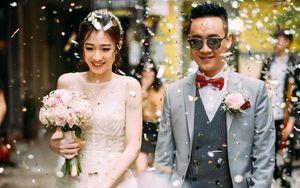 Trâm Anh và dàn hot girl sinh năm 1995 có cuộc hôn nhân hạnh phúc