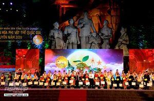 Tuyên Quang: Khắp phố phường lung linh mô hình đèn trung thu khổng lồ