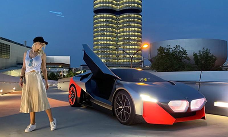 BMW Vision M Next - concept hấp dẫn nhất Frankfurt 2019
