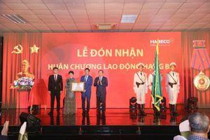 Nhà máy Bia Hà Nội – Mê Linh: Kỷ niệm 10 năm khánh thành và đón nhận Huân chương Lao động hạng Ba