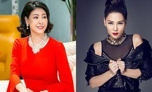 Thu Minh, Hà Kiều Anh cùng dàn mỹ nhân làm giám khảo chung kết Mister Việt Nam 2019
