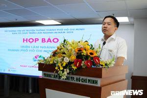 TP.HCM lần đầu tổ chức triển lãm chuyên ngành in