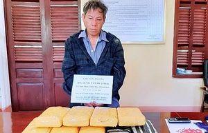 Thanh Hóa: Thu giữ 7 bánh heroin và 56.000 viên ma túy tổng hợp