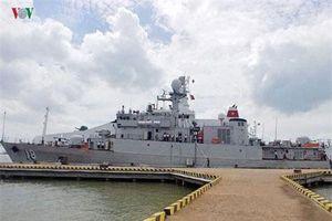 Hải quân Việt Nam chính thức sử dụng 'hỏa thần' Vulcan cực mạnh từ Mỹ