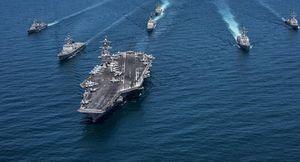 Mỹ điều tàu khu trục tên lửa gần Hoàng Sa, Trung Quốc 'lớn tiếng' phản ứng