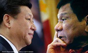 Bắc Kinh lại mời ông Duterte đến trao đổi chuyện biển Đông