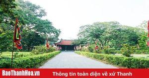 Về Lam Kinh một chiều thu
