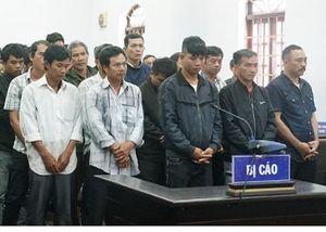Trùm gỗ lậu Phượng 'râu' nhận mức án 8 năm 6 tháng tù