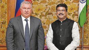 Nga có thể tăng xuất khẩu dầu cho Ấn Độ, hỗ trợ Arab Saudi