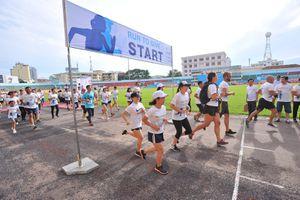 Giải chạy từ thiện lớn nhất Châu Á - Thái Bình Dương trở lại Việt Nam trong tháng 9