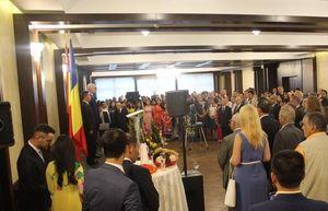 Kỷ niệm 74 năm Quốc khánh nước CHXHCN Việt Nam tại Romania