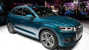 Audi Q5 tại Việt Nam được triệu hồi để khắc phục lỗi phanh