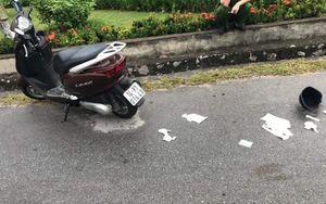 Đã bắt được nghi phạm chặn đường đâm tử vong người phụ nữ đi xe máy gần cầu Bãi Cháy