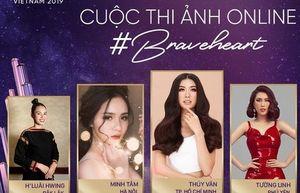 Thúy Vân chiến thắng Miss Universe Online
