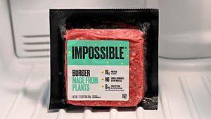 Thịt nhân tạo chính thức bán ra, có thể thay thịt bò