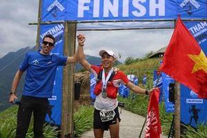 Cao thủ runner Nguyễn Tiến Hùng