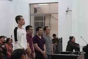 Không giảm án với 4 bị cáo chém chết người