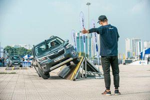 Trải nghiệm công nghệ hỗ trợ lái của Subaru