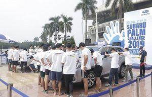 Subaru Palm Challenge 2019: Tìm ra 10 thí sinh xuất sắc nhất đại diện cho Việt Nam