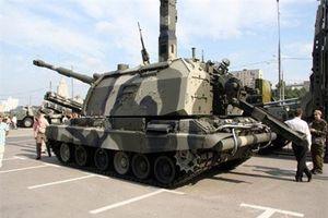 Pháo tự hành bánh lốp 2S19 Msta-S của Nga có phù hợp với Việt Nam?
