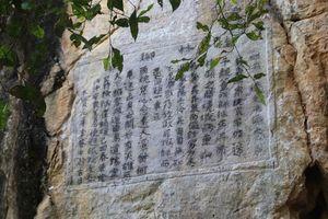 Dấu tích bảo vệ biên cương Tây Bắc của vua Lê Thái Tông