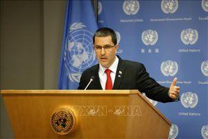 Venezuela chỉ trích các nước kích hoạt hiệp ước phòng vệ tập thể tại châu Mỹ