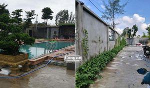 Công trình xây dựng không phép tại dụ án làng đại học Đà Nẵng: Vẫn ngang nhiên tồn tại