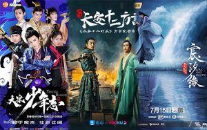 Top 10 bộ phim cổ trang Hoa Ngữ có điểm Douban cao nhất năm 2019: 'Trần tình lệnh' rơi khỏi top 3