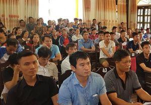 Phú Thọ: Người dân đề nghị chuyển việc bán điện từ HTX về ngành điện