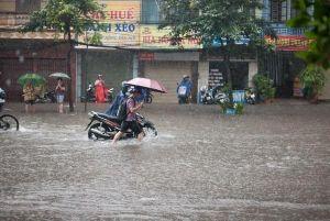 Thiết lập hệ thống quan trắc, dự báo mưa lớn, ngập lụt đô thị