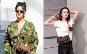Chiếc túi Louis Vuitton đang 'làm mưa làm gió' khiến Rihanna, Địch Lệ Nhiêt Ba cho đến Ngọc Trinh mê mệt
