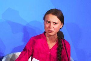 Cô gái 16 tuổi với bài phát biểu chấn động lên án các nhà lãnh đạo 'làm ngơ môi trường'