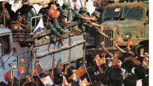 30 năm ngày trở về của 'đội quân nhà Phật' trên đất nước Campuchia
