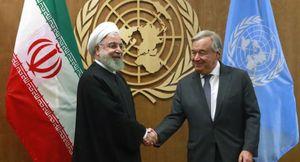 Sau lùm xùm về visa, TT Iran ủng hộ dời trụ sở Liên Hợp Quốc tới 'quốc gia tốt hơn'