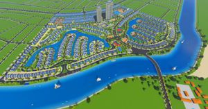 Xây khu đô thị 27,96ha trong khu Điện Nam – Điện Ngọc