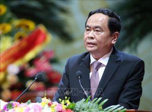 Đoàn đại biểu cấp cao Mặt trận Tổ quốc Việt Nam thăm, làm việc tại Hàn Quốc