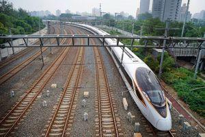 Đường sắt cao tốc đã lan tỏa gần hết Trung Quốc