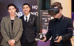 Ưng Hoàng Phúc, Erik cùng dàn sao Việt đến chúc mừng OnlyC - Lou Hoàng là nghệ sĩ đầu tiên ở Việt Nam sử dụng công nghệ biểu diễn giống BTS