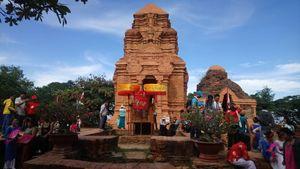 Rộn ràng lễ hội Katê của đồng bào dân tộc Chăm tại Bình Thuận