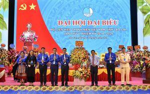 Anh Vũ Cao Minh đắc cử chủ tịch Hội LHTN tỉnh Lào Cai
