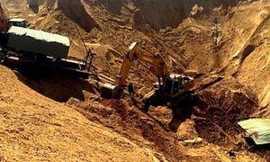 Sụp hầm khai thác titan, một công nhân tử vong