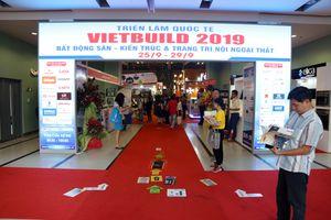 Vietbuild 2019 lần 3 tại TP.HCM vắng bóng doanh nghiệp bất động sản