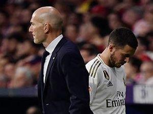 Nhìn Hazard chỉ làm Real thêm nhớ Ronaldo