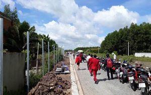 TP Hồ Chí Minh: Sau vụ Địa ốc Alibaba, giao dịch đất nền sẽ chững lại?