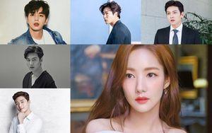 Số hưởng như Park Min Young, toàn 'cặp kè' với các mỹ nam đình đám xứ Hàn trong phim!