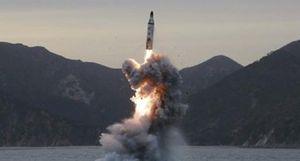 Giới chuyên gia nhận định về vụ thử tên lửa mới nhất của Triều Tiên